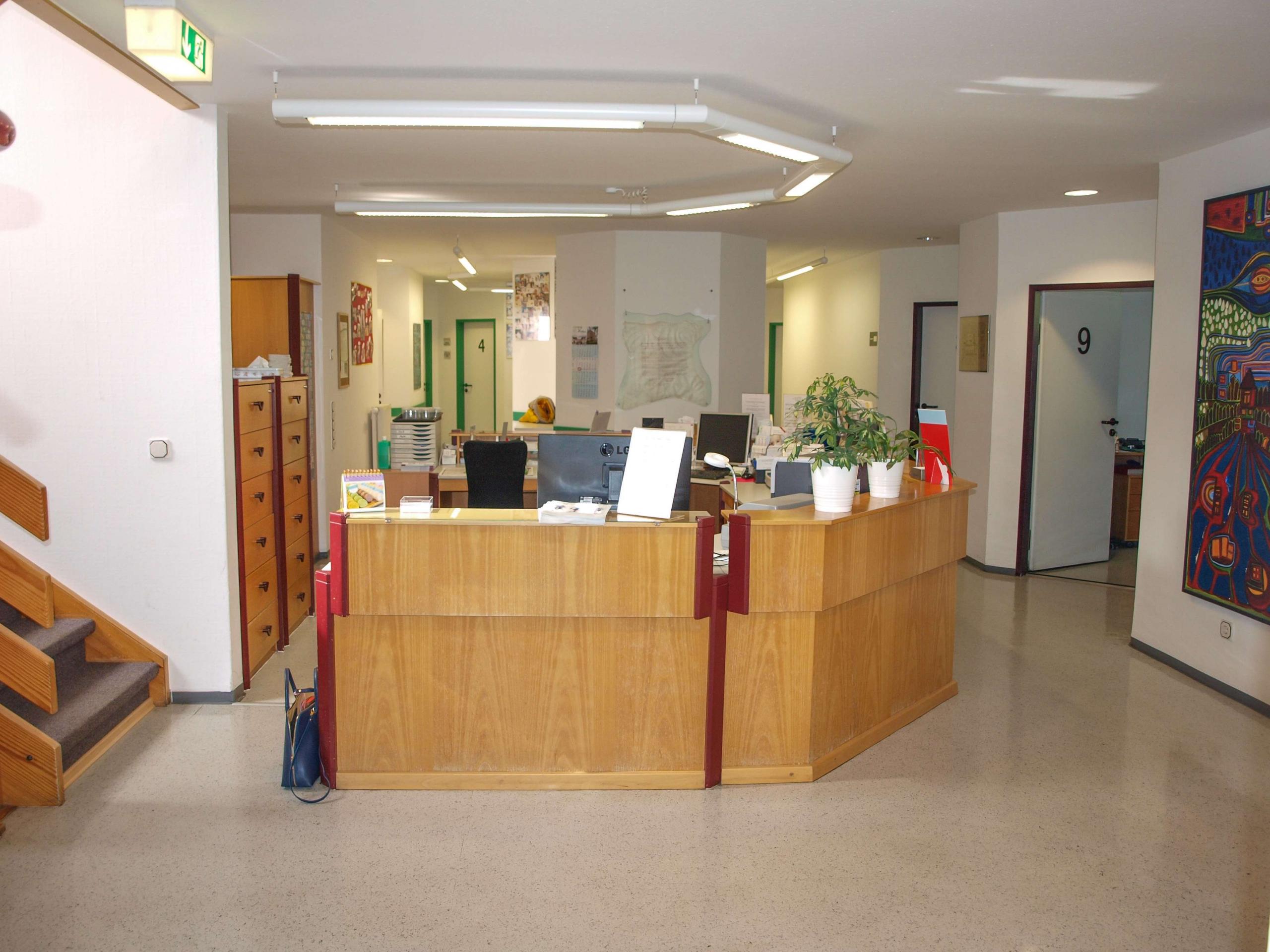 Foyer Ärztehaus