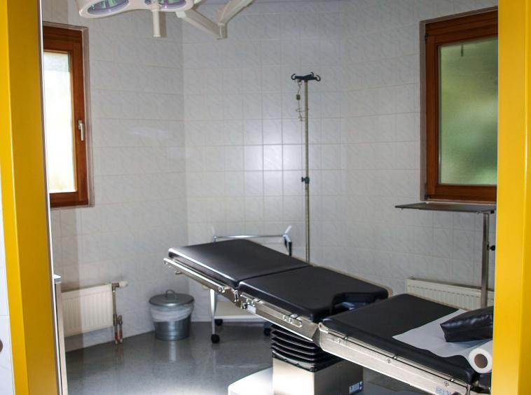 Behandlungsraum Chirurgie